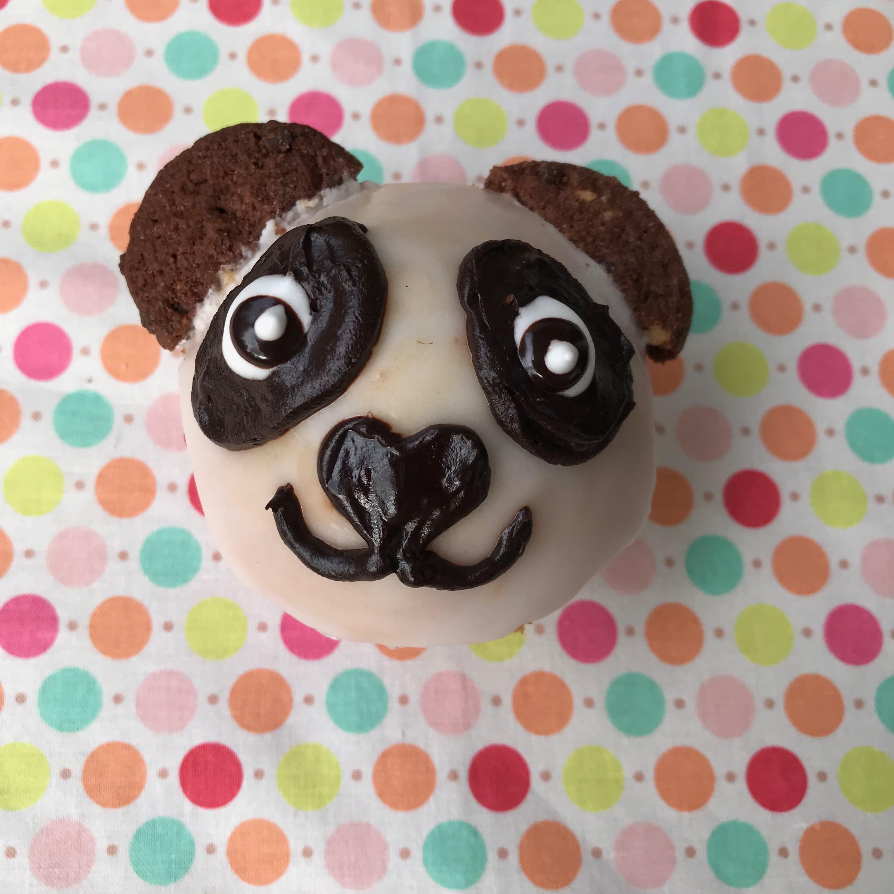 Motivmuffin, Pandabär
