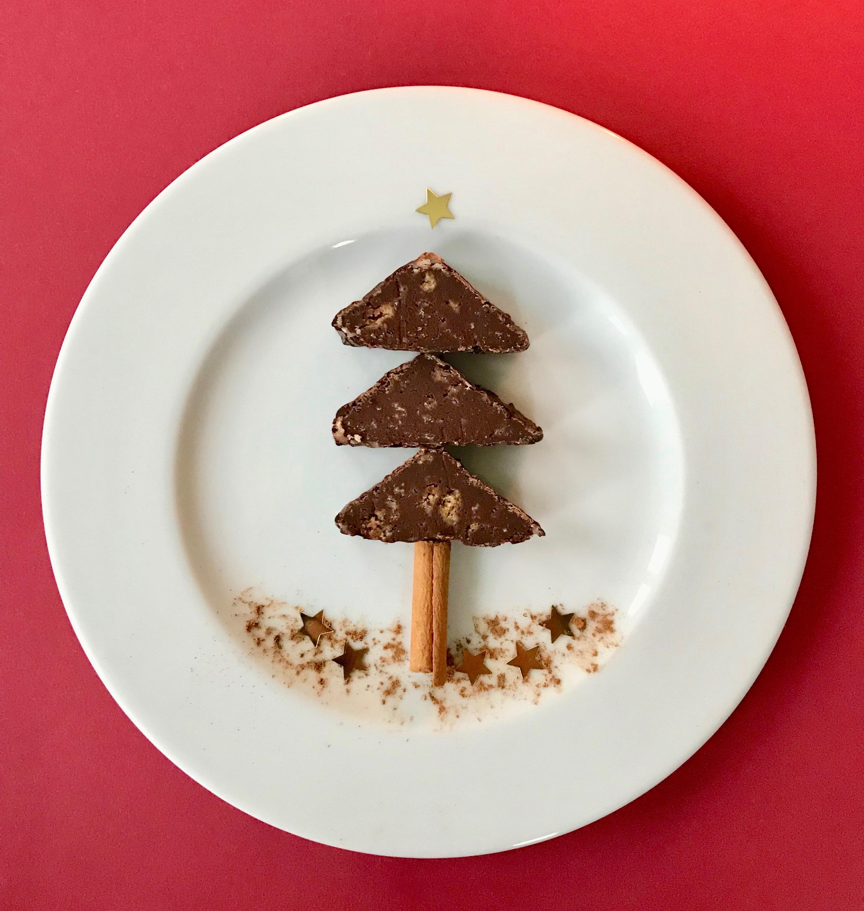 Amarettini Pralinen selber machen, Rezept, Weihnachten
