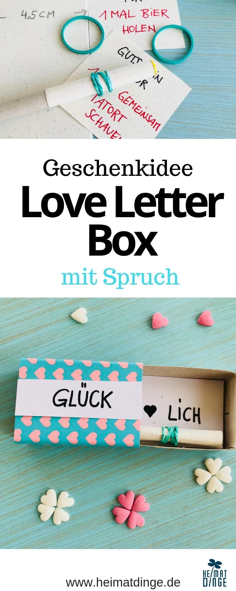 Geschenk zum Valentinstag, selber machen, Upcycling, se