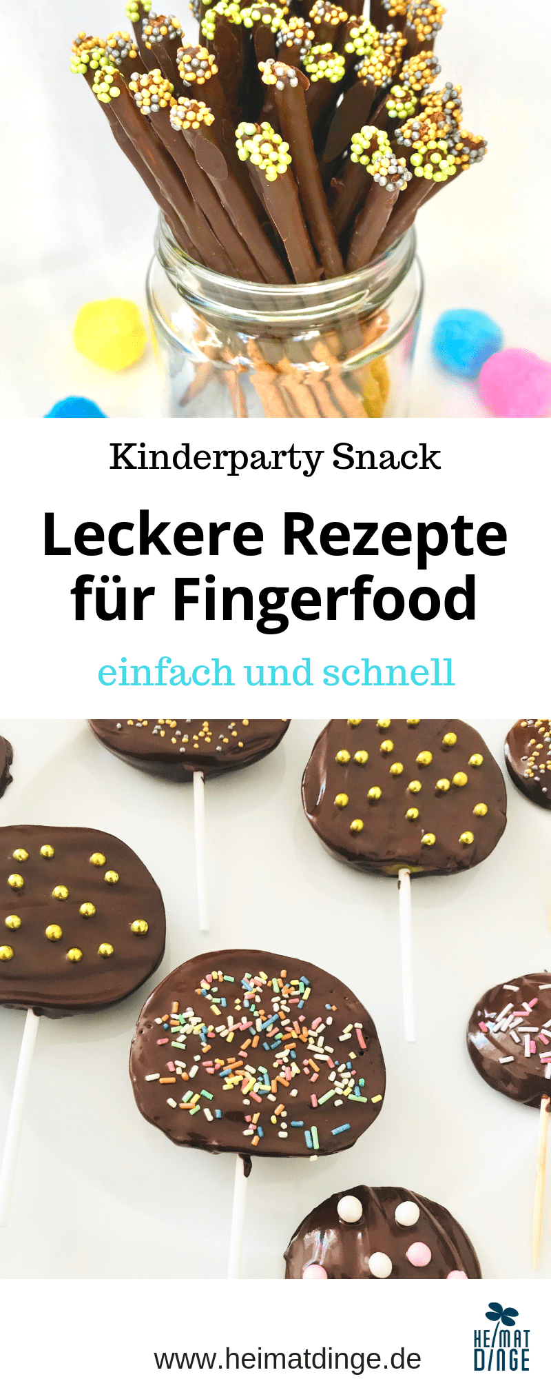 Fingerfood Kindergeburtstag, Rezepte Snacks Kindergeburtstag