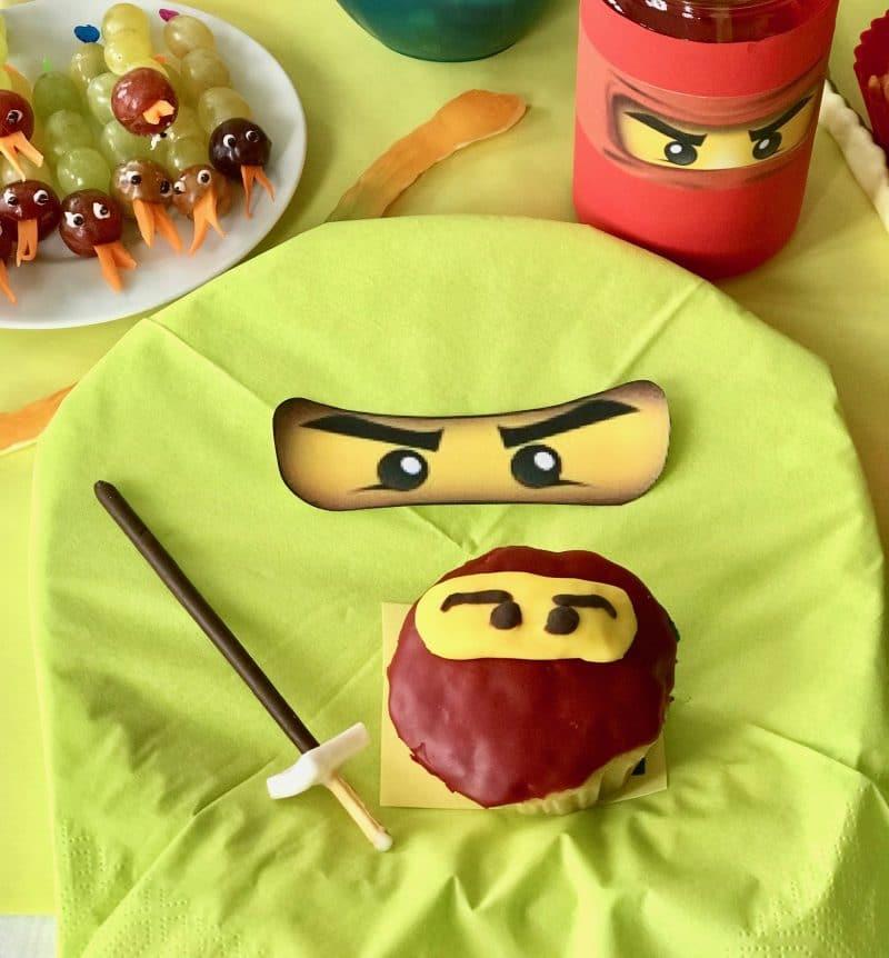 ninjago-kindergeburtstag-ideen-essen-spiele-mitgebsel-deko