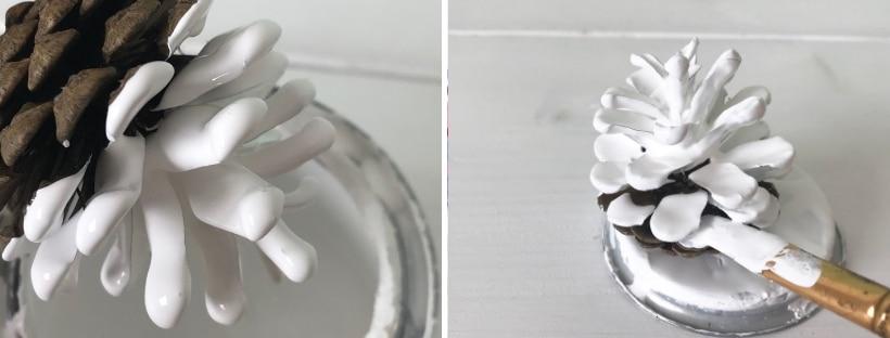 basteln f r kinder s er diy adventskranz aus korken und kiefernzapfen selber machen. Black Bedroom Furniture Sets. Home Design Ideas