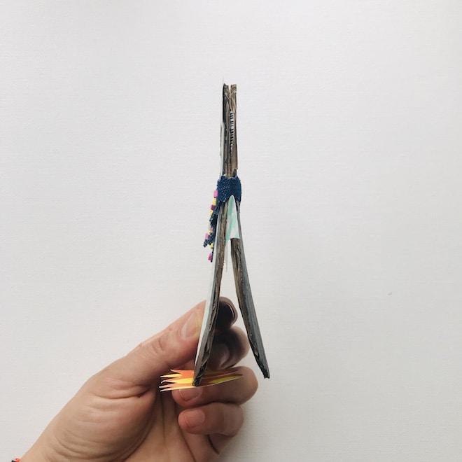 Pinguin, Karton, Upcycling, Anleitung