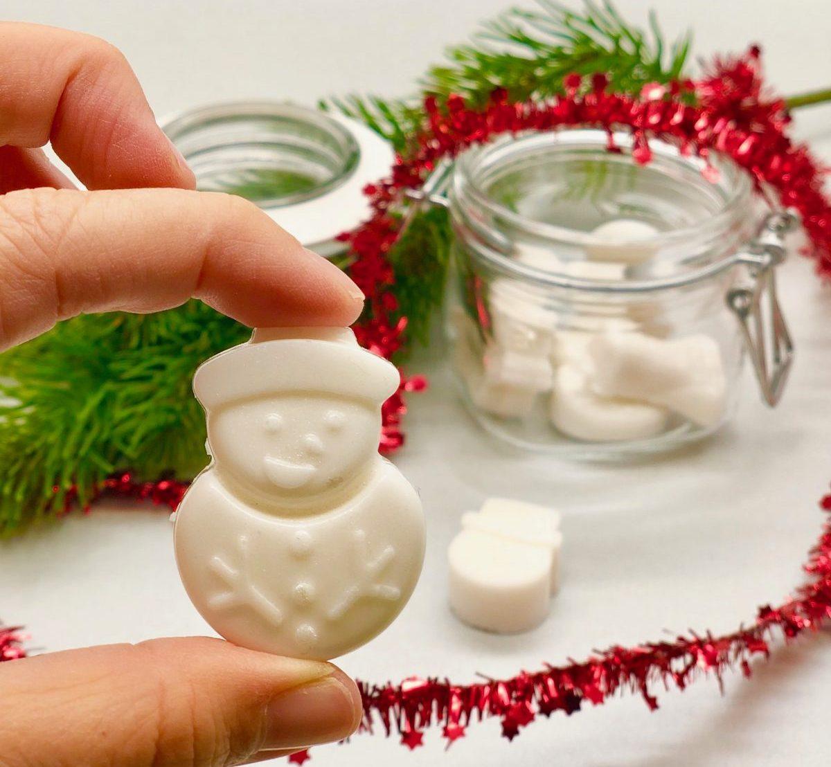 Seife selber machen, einfaches DIY Geschenk