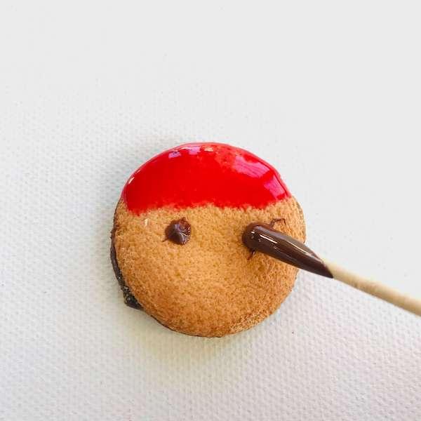 Piraten Geburtstag einfaches Rezept, Piraten Kekse selber machen